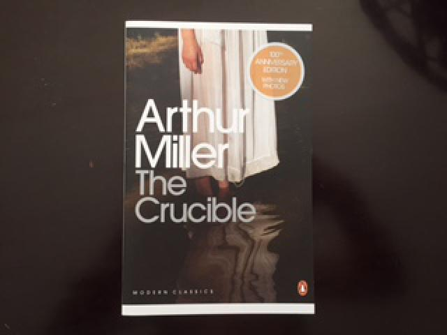 the common aspect between giles rebecca and john in arthur millers play the crucible The crucible is a play written in 1953 by arthur is a play written in 1953 by arthur miller time a relationship developed between john proctor and.