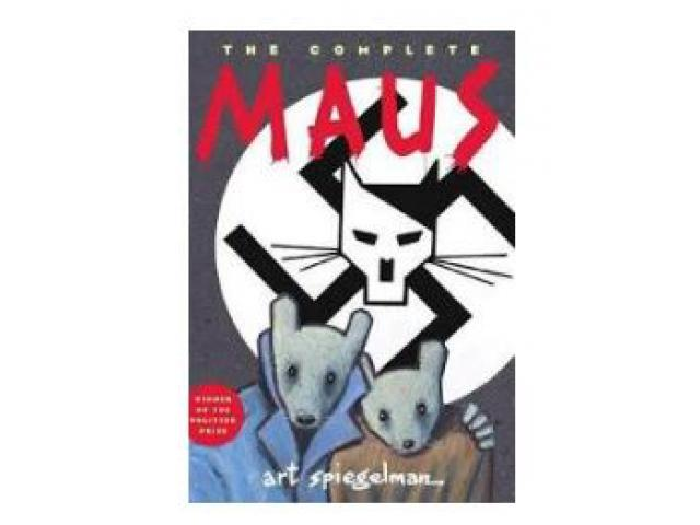 an analysis of the holocaust in maus by art spiegelman Art spiegelman, the author of the graphic novel that tells his father's story of surviving the holocaust, maus, utilized some of these same practices by piecing together different photographs.